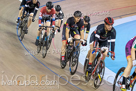Cat 3 Men Points Race. Track Ontario Cup #2, January 13, 2019