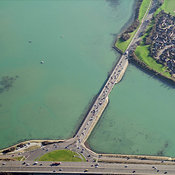 Langstone aerial photos