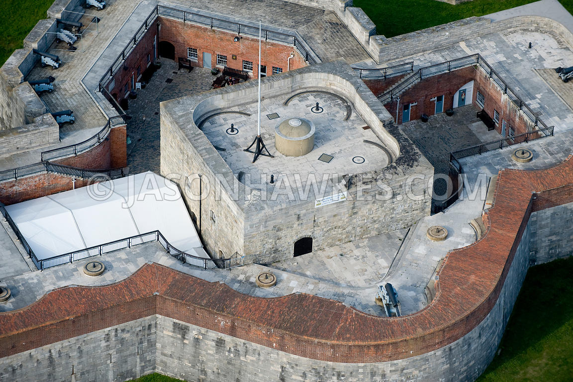 Southsea Castle, Portsmouth, Hampshire