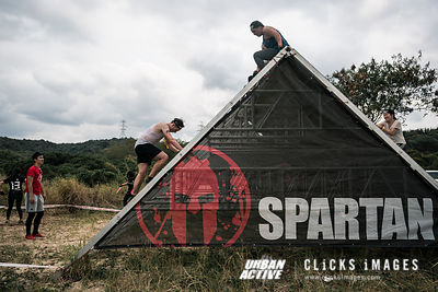 Spartan Race 2018 April