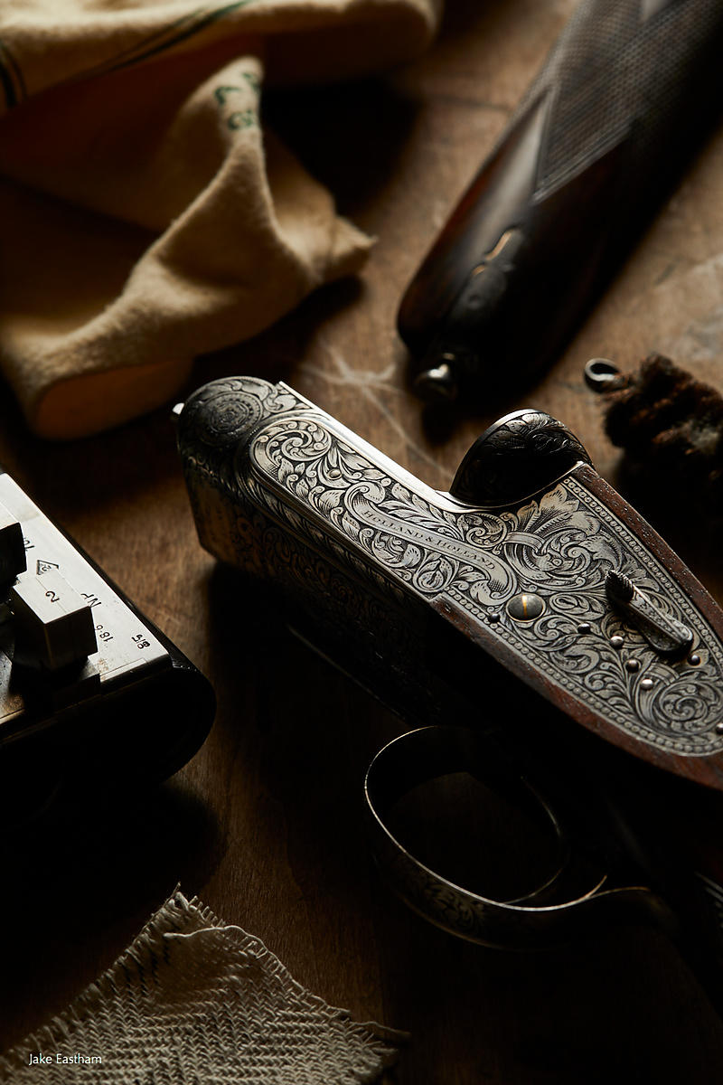 Holland & Holland, H&H, gun makers, rifle makers, Scotland, Letterewe, deer stalking, stalking, highland stalking, rifle, pon...
