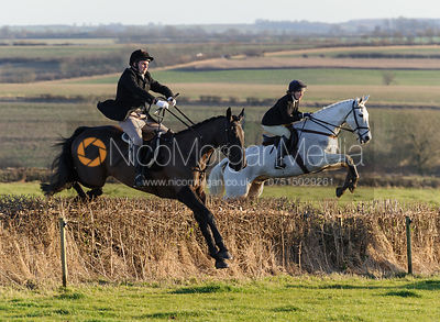 The Belvoir Hunt at Waltham House 28/12