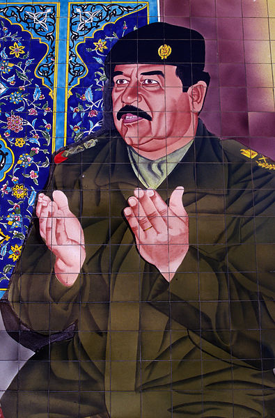 Saddam's Iraq - The Desert and the King
