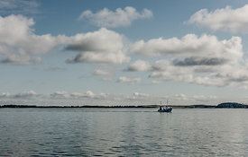 Fishing boat on Limfjorden 2