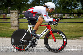 Mixed Time Trial C1-5, Toronto 2015 Parapan Am Games, Milton, On; August 13, 2015