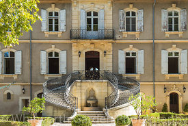 Chateau Capion vineyard, France. © Rob and Jo Whitworth