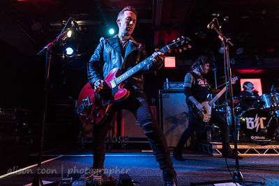 Kevin Roentgen, guitar, Buckcherry