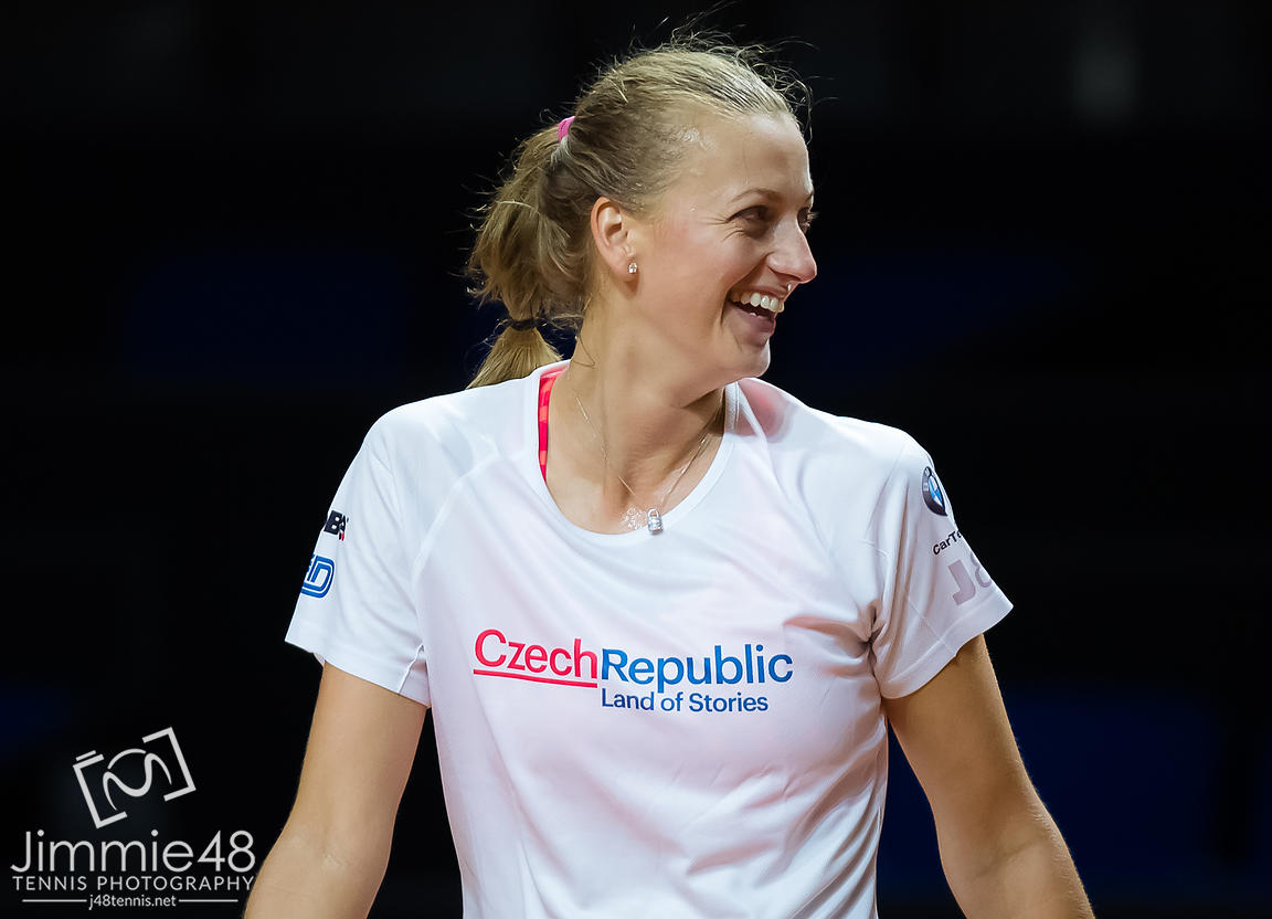 Fed Cup 2018 Germany vs. Czech Republic Republic - 20 Apr