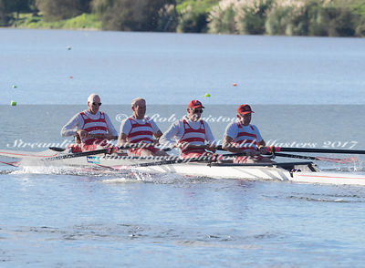 Taken during the World Masters Games - Rowing, Lake Karapiro, Cambridge, New Zealand; ©  Rob Bristow; Frame 536 - Taken on: T...
