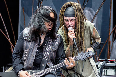 Al Jourgensen and Sin Quirin, Ministry