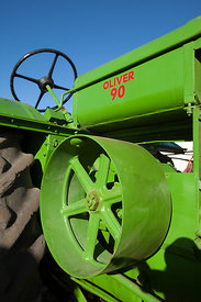 Oliver 90 tractor
