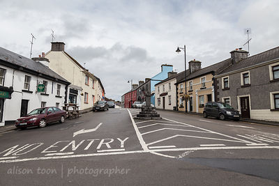 The village of Cong, home of The Quiet Man, Ireland