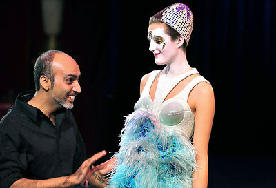 Manish Arora  Fashion Designer .