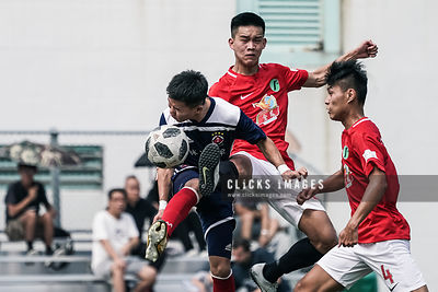 Hong Kong Football 1st Division League 2018