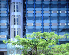 Biological Sciences Building, Hong Kong University, Hong Kong