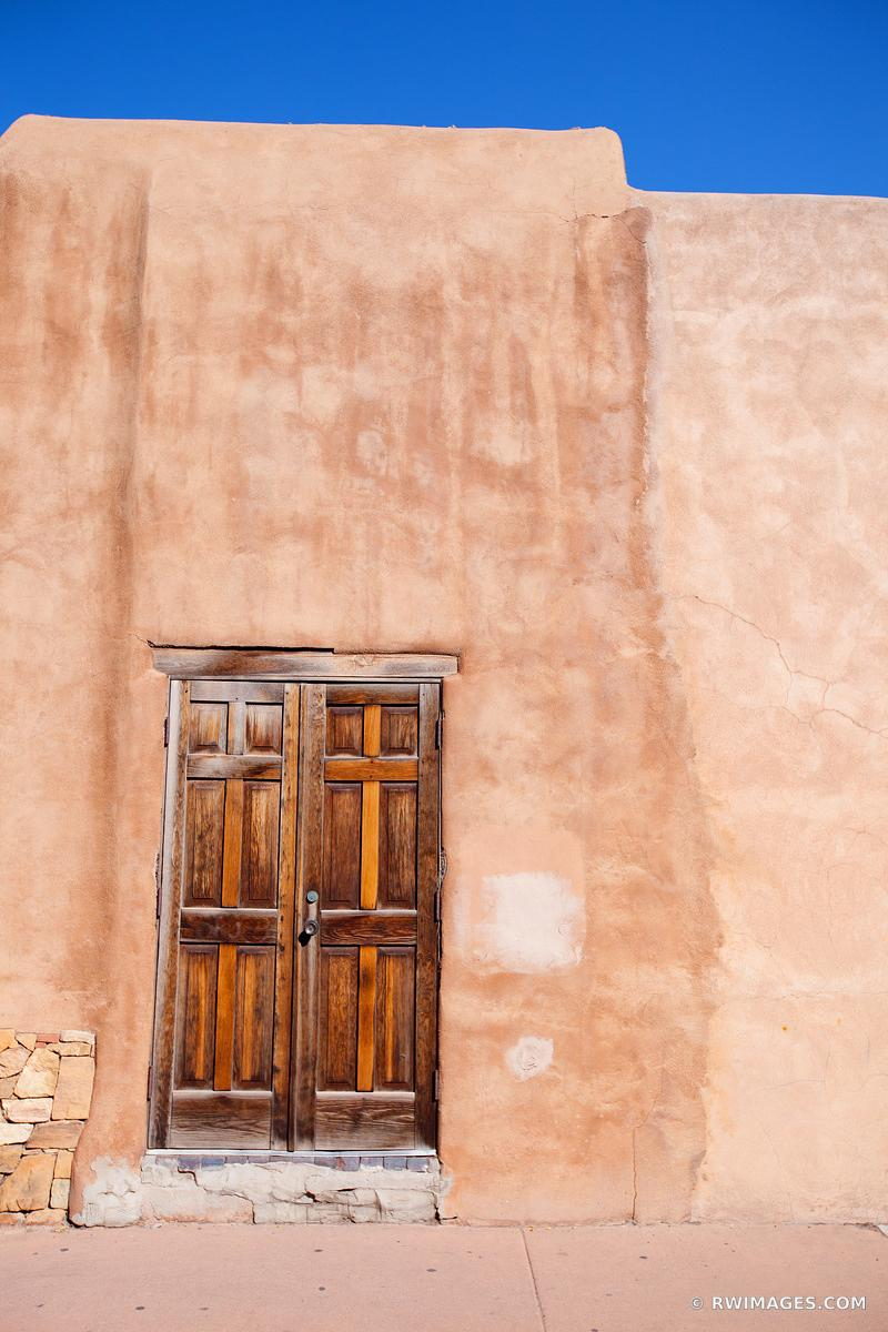 OLD DOOR SANTA FE NEW MEXICO