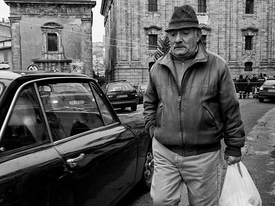 Street Photography in Caltagirone #12
