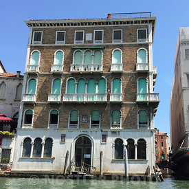 Typical Venetian House