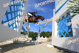 KUCHAR Tomas (SVK) and GANDOR VANT GRAAF JANSHOF during LAKE ARENA - The Equestrian Springbreak, CSI1*, Big Tour, 140 cm, 201...