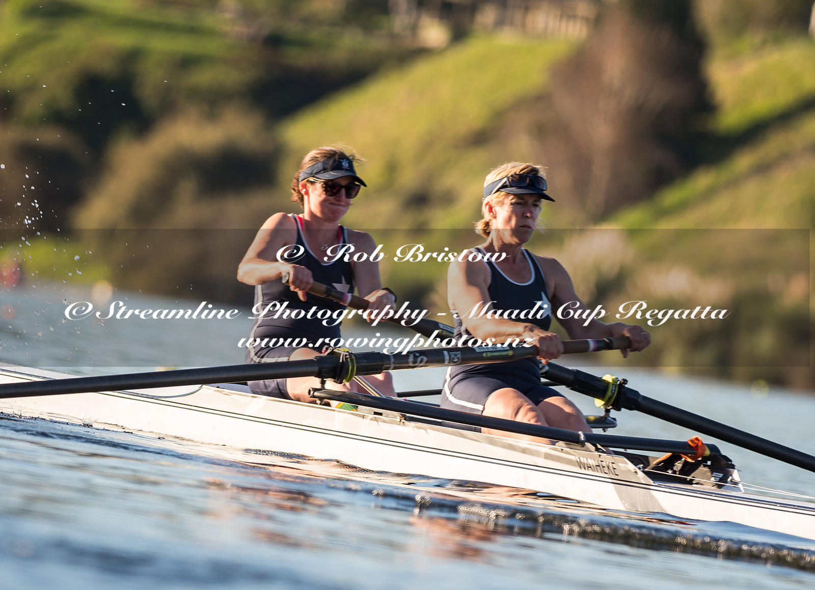 Taken during the World Masters Games - Rowing, Lake Karapiro, Cambridge, New Zealand; Tuesday April 25, 2017:   6382 -- 20170...