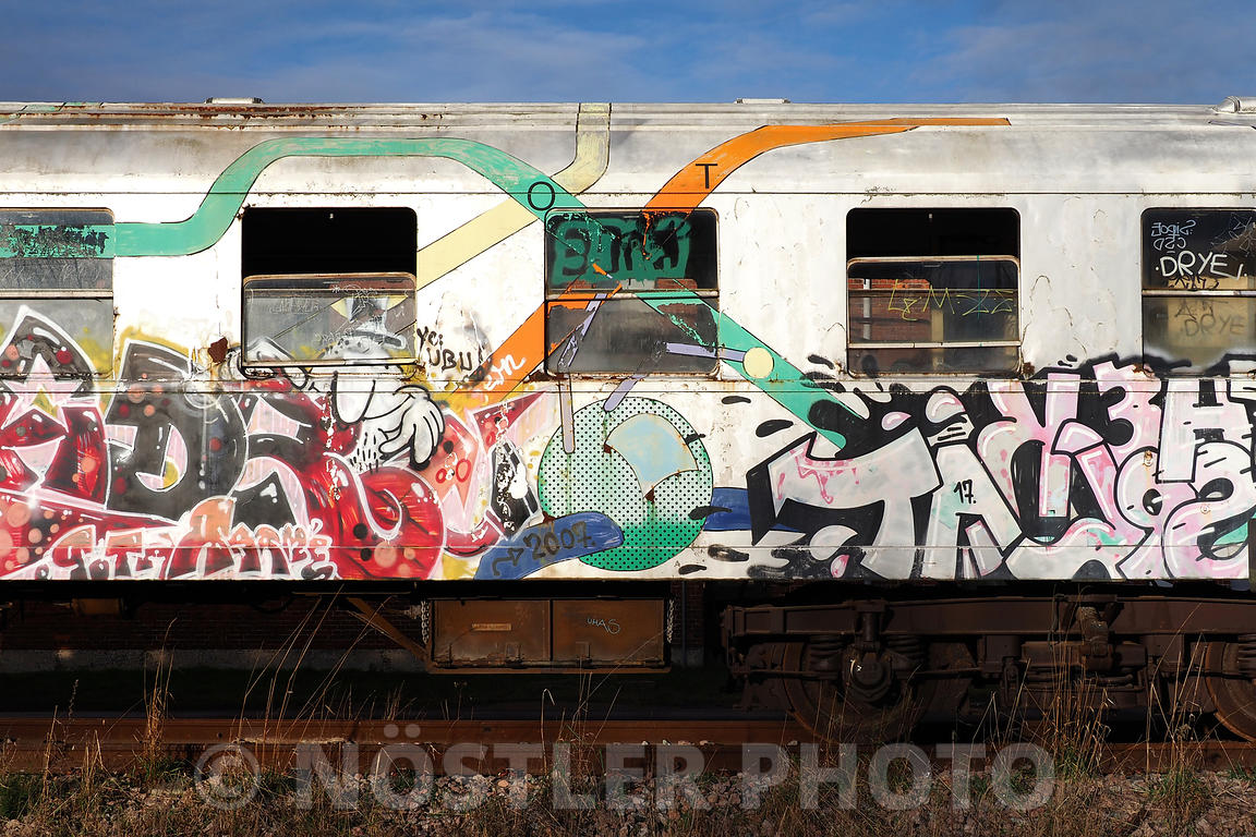 Grafitti Train