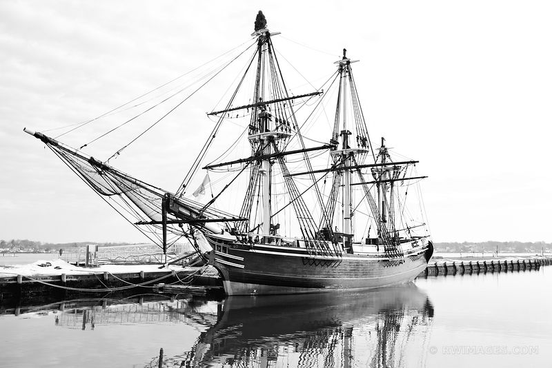 Salem Massachusetts - Color & Black and White - All Photos