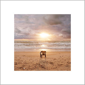 Solitude of Chair with Three Legs - Marina di Acate, Sicily (Italy)