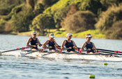 Taken during the World Masters Games - Rowing, Lake Karapiro, Cambridge, New Zealand; Tuesday April 25, 2017:   6068 -- 20170...