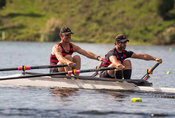 Taken during the World Masters Games - Rowing, Lake Karapiro, Cambridge, New Zealand; Tuesday April 25, 2017:   5758 -- 20170...