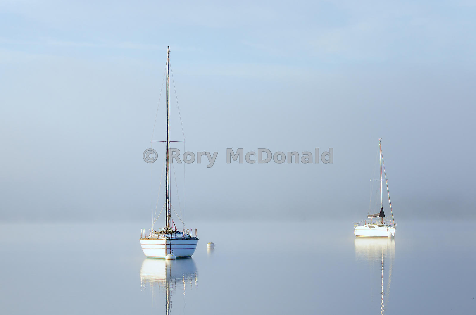 Serenity on Lake Windermere