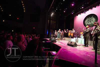 Hoopla - Sharon Jones & The Dap Kings, Englert Theatre, March 5, 2014