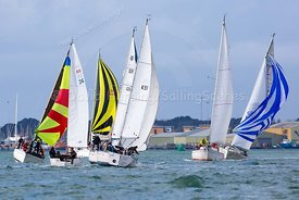 Poole Yacht Club Commodore's Charity Pursuit Race, 20181111074