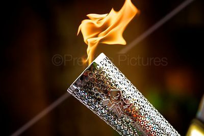 Paralympic Flame and Torch