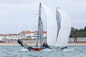18ft Skiff European Grand Prix, Sandbanks, 20160904281