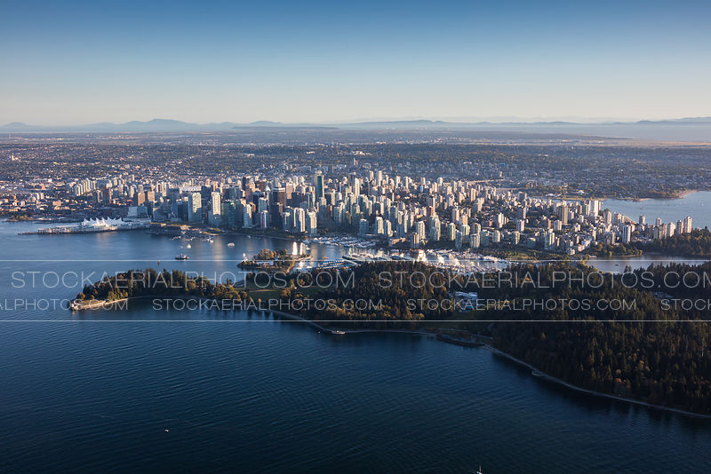 Downtown Vancouver Skyline