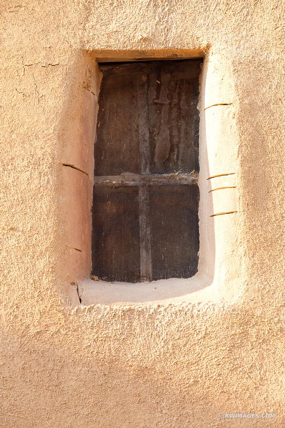 OLD WOODEN WINDOW OLDEST HOUSE ADOBE BUILDING WALL SANTA FE NEW MEXICO