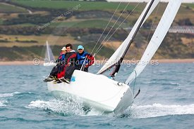 Mini Mayhem, GBR9063T, Melges 24, Weymouth Regatta 2018, 20180908722.