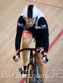 Master F Time Trial. 2015 Canadian Track Championships, October 9, 2015