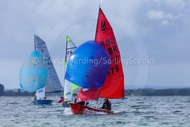 Handicap fleet, Zhik Poole Week 2015, 20150828093
