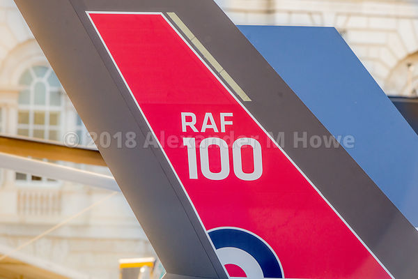 RAF 100 Celebration & Flypast images