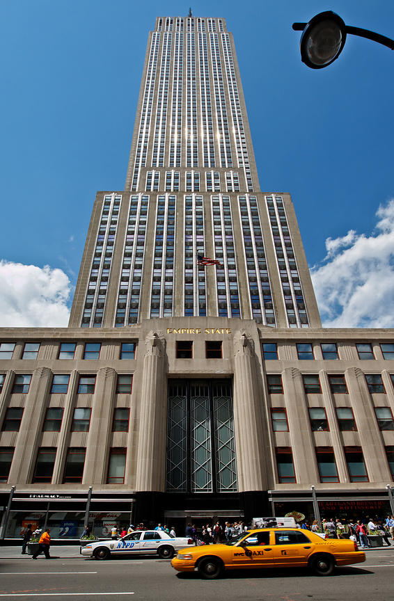 Empire State : renversant, New York 2010