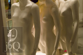 Mannequins Out of Business