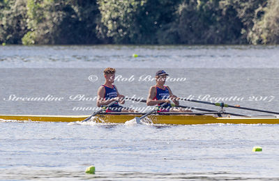 Taken during the NZSSRC - Maadi Cup 2017, Lake Karapiro, Cambridge, New Zealand; ©  Rob Bristow; Frame 1317 - Taken on: Frida...