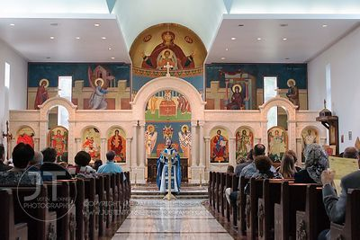 St George Orthodox Church 100 Year Anniversary