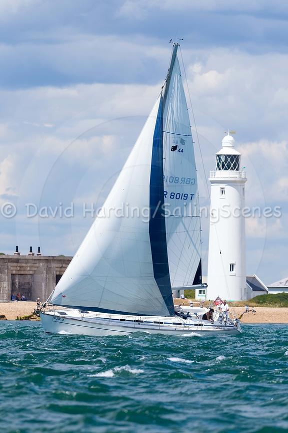 Faze 3, GBR8019T, Bavaria 44, 20160731177, Hurst, lighthouse