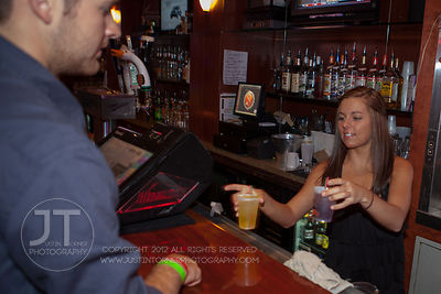 Kayla, Bartender, Airliner, 22 S. Clinton St, Iowa City (Justin Torner/Freelance)