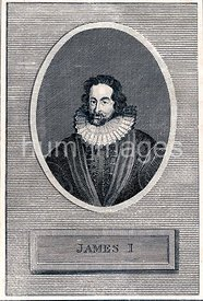 King James I (King of Britain)
