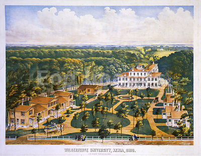 Wilberforce University, ca. 1850-1860