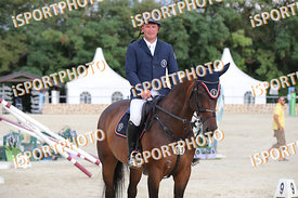 KLEIS Thomas (GER) and CHADES OF BLUE during LAKE ARENA - The Summer Circuit II, CSI2*, GRAND PRIX, 145 cm, 2017 August 27 - ...