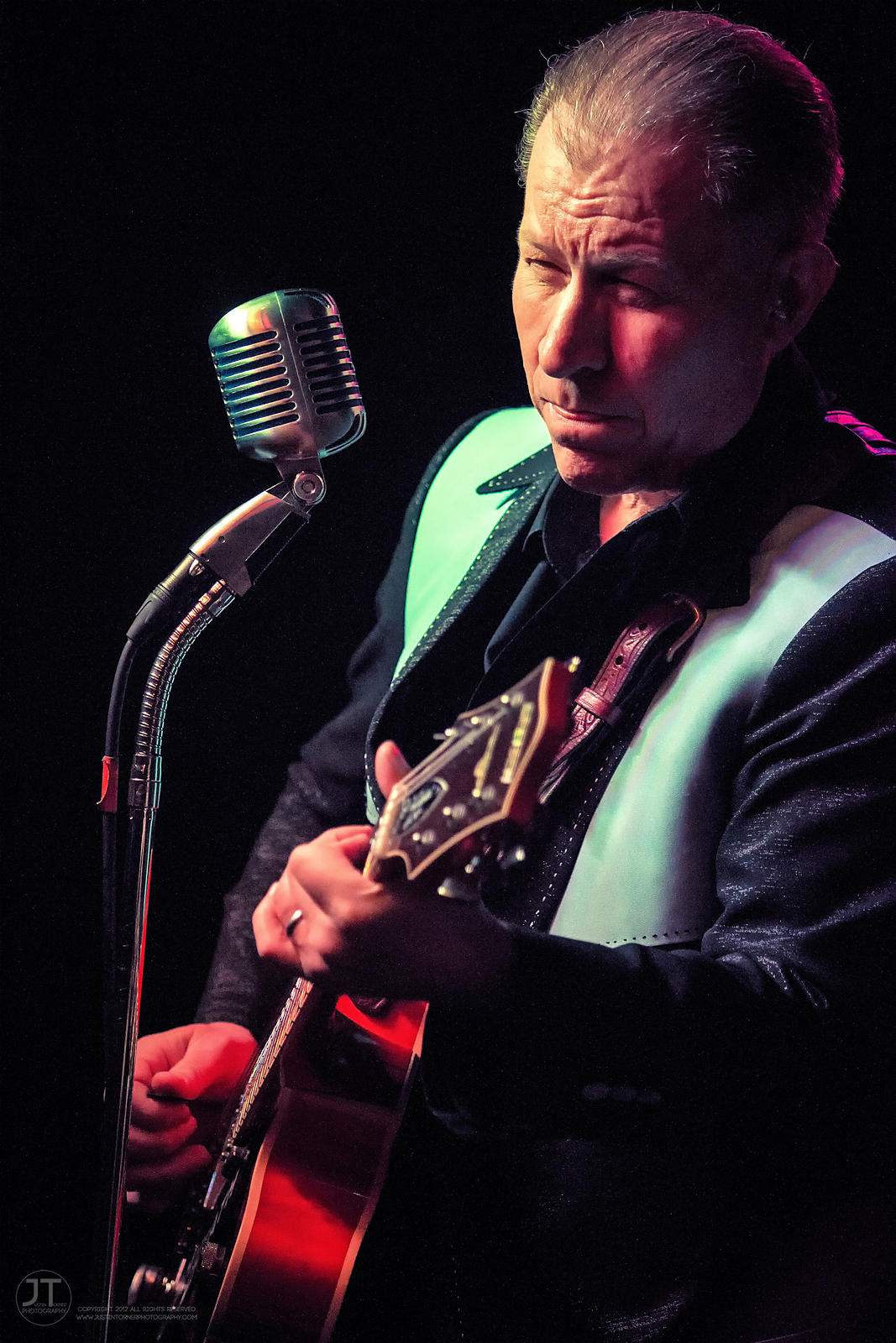 Hoopla - Reverend Horton Heat, Gabe's, March 10, 2015